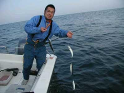 2009年2月26日(木)マリーナスタッフの釣果です