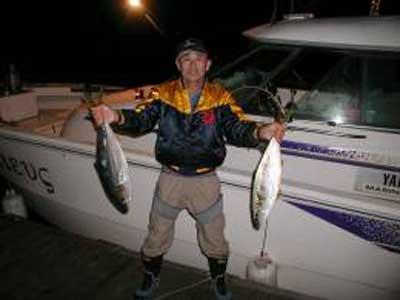 2009年10月25日(日)ヒラマサの63cmを釣られました