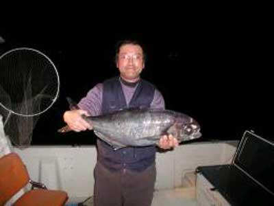 2010年4月10日(土)メダイの75cmを釣られました