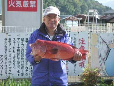 2010年5月8日(土)コブダイの64cmを釣られました