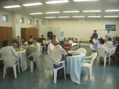 2010年6月27日(日)キス釣り大会の慰労会