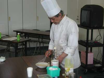 アオイマリーナ料理教室