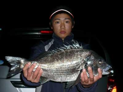2008年11月9日(日)東田様の甥っ子さんで北田健也くんです