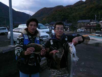 2008年11月23日(日)佐々木様と柳様の両名で記念の写真も撮らせて頂きました